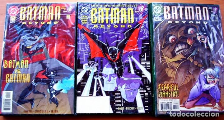Tebeos: Batman Beyond Futuro Coleccion Completa mas Extra Ingles - Foto 2 - 176305464