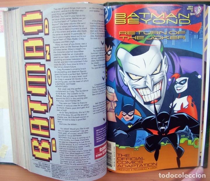 Tebeos: Batman Beyond Futuro Coleccion Completa mas Extra Ingles - Foto 5 - 176305464