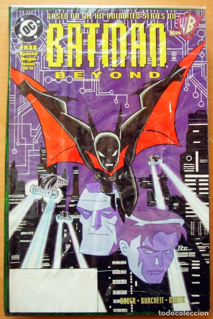 Tebeos: Batman Beyond Futuro Coleccion Completa mas Extra Ingles - Foto 6 - 176305464
