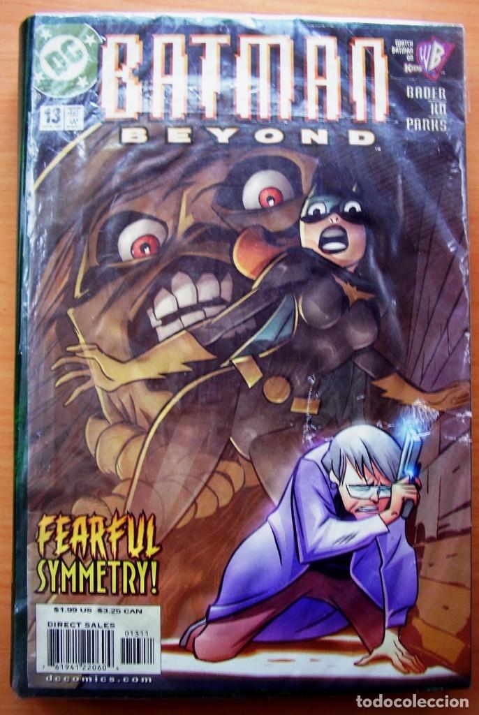 Tebeos: Batman Beyond Futuro Coleccion Completa mas Extra Ingles - Foto 8 - 176305464