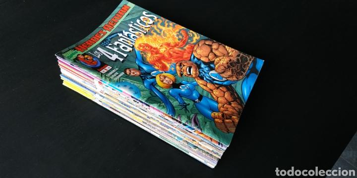 SUELTOS PREGUNTAR EXCELENTE ESTADO LOS 4 FANTASTICOS VOL III COMPLETA HEROES RETURN FORUM (Tebeos y Comics - Tebeos Colecciones y Lotes Avanzados)