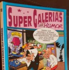 Tebeos: TOMO DE SUPER GALERIAS DEL HUMOR, TOMO 10. Lote 176582513