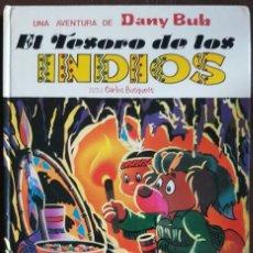 Tebeos: UNA AVENTURA DE DANY BUB, EL TESORO DE LOS INDIOS, Nº 3, - VER FOTOS. Lote 176844415