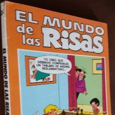 Tebeos: EL MUNDO DE LAS RISAS - TOMO Nº 24, - VER FOTOS. Lote 176844648