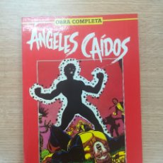 Tebeos: ANGELES CAIDOS COLECCIÓN COMPLETA (8 NUMEROS EN UN RETAPADO). Lote 177085484