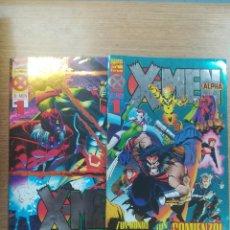 Tebeos: X-MEN ERA DE APOCALIPSIS ALPHA Y OMEGA PACK. Lote 177085730