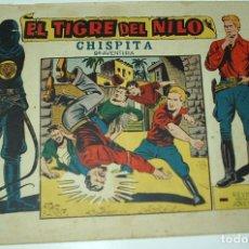 Tebeos: CHISPITA 9ª NOVENA, COMPLETA ORIGINAL, ÚNICA Y SIN VER COMPLETA,GRAFIDEA 1957, 24 TEBEOS MUY BUENOS. Lote 177179282