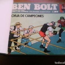 Tebeos: BEN BOLT. BURU LAN. COLECCIÓN COMPLETA.. Lote 177256683