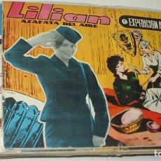 Tebeos: LILIAN AZAFATA DEL AIRE - COLECCION COMPLETA EN SUS 48 TEBEOS-IBERO MUNDIAL 1960 ORIGINAL LEER. Lote 177256942