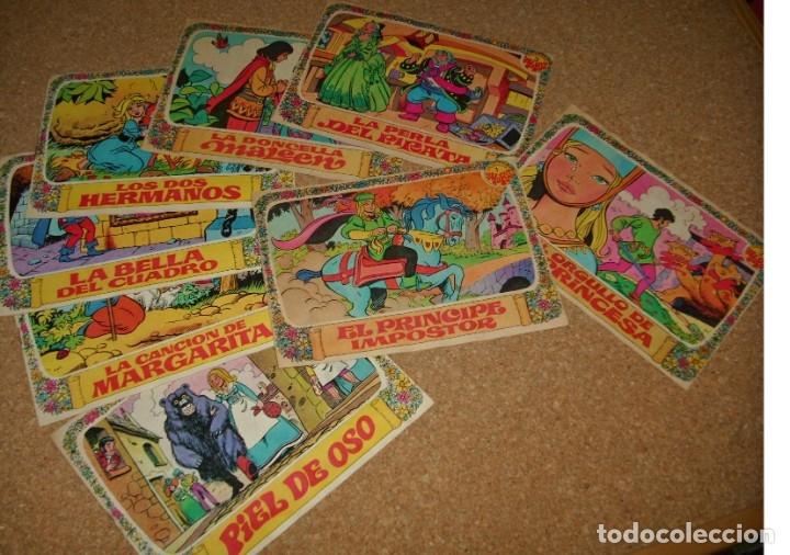 AMAPOLA - COLECCION COMPLETA DE BRUGUERA 1975 MUY BONITA Y PERFECTA -IMPORTANTE LEER DESCRIPCION (Tebeos y Comics - Tebeos Colecciones y Lotes Avanzados)