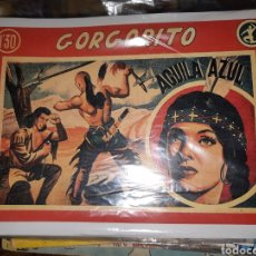 Tebeos: TEBEOS-CÓMICS CANDY - GORGORITO - EXTRAS DE 20 PAGS - COMPLETA- TRITON 1944 - XX99. Lote 177273364