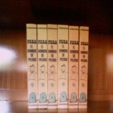 Tebeos: PURK EL HOMBRE DE PIEDRA. COLECCIÓN COMPLETA. ENCUADERNADA CON PORTADAS . Lote 177282388
