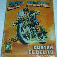 Tebeos: ZIP NOLAN COMPLETA ORIGINAL - ROLLAN 1973 - LEER DESCRIPCIÓN. Lote 177384323