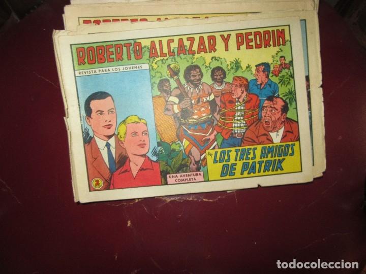Tebeos: 118 NÚMEROS DE ROBERTO ALCÁZAR Y PEDRÍN - Foto 4 - 177562757