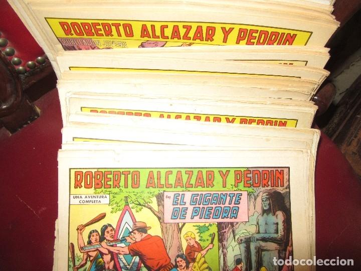 Tebeos: 118 NÚMEROS DE ROBERTO ALCÁZAR Y PEDRÍN - Foto 6 - 177562757