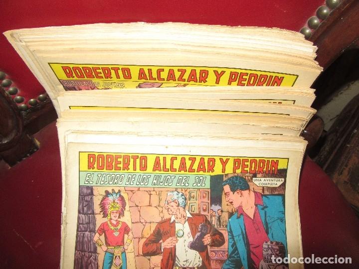 Tebeos: 118 NÚMEROS DE ROBERTO ALCÁZAR Y PEDRÍN - Foto 7 - 177562757