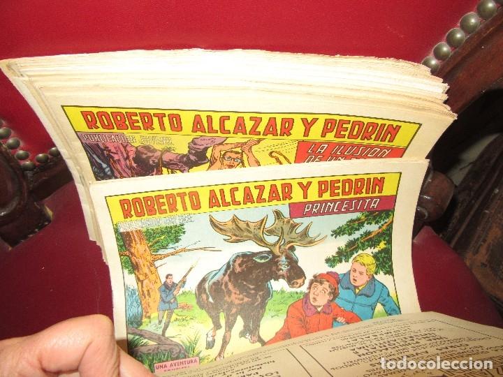 Tebeos: 118 NÚMEROS DE ROBERTO ALCÁZAR Y PEDRÍN - Foto 8 - 177562757