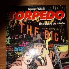 Tebeos: TORPEDO Nº6. TAPA DURA. ED. GLÉNAT. Lote 177575229