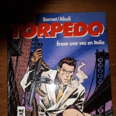 Tebeos: TORPEDO Nº7. TAPA DURA. ED. GLÉNAT. Lote 177575313