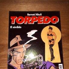 Tebeos: TORPEDO Nº12. TAPA DURA. ED. GLÉNAT. Lote 177575525