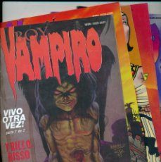 Tebeos: BOY VAMPIRO. LOTE. NUMEROS 1 2 3 4 5 6.. Lote 177679252