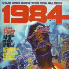 Tebeos: COMIC 1984 LOTE COLECCION 12 N° - TOUTAIN EDITOR 1978 - 1984. Lote 177723544