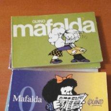 Tebeos: MAFALDA EDITORIAL LUMEN LOTE DE 6 Nº.. Lote 177728427