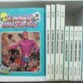 Lote 178052852: EL HOMBRE ENMASCARADO - COLECCION COMPLETA - 1936 / 1989 - EDICION HISTORICA - 12 TOMOS - ED.B