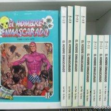 Tebeos: EL HOMBRE ENMASCARADO - COLECCION COMPLETA - 1936 / 1989 - EDICION HISTORICA - 12 TOMOS - ED.B. Lote 178052852