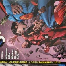 Tebeos: NUEVO UNIVERSO DC. NEW 52. SUPERMAN 9. ECC. Lote 178160918