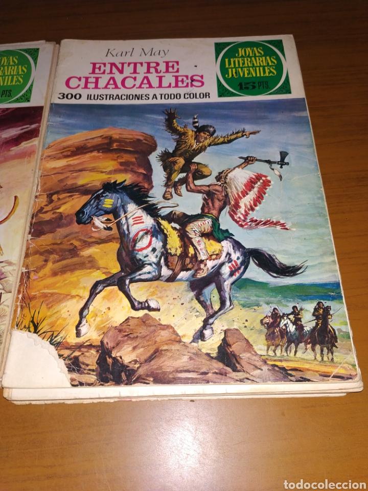 Tebeos: PRECIADO LOTE DE JOYAS LITERARIAS JUVENILES - Foto 17 - 178278158
