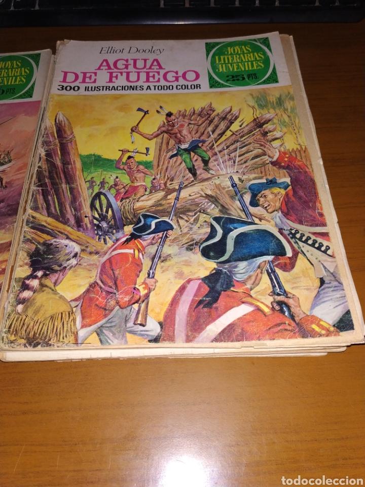 Tebeos: PRECIADO LOTE DE JOYAS LITERARIAS JUVENILES - Foto 26 - 178278158