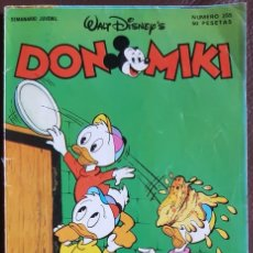 Tebeos: DON MIKI Nº 255. Lote 178645646