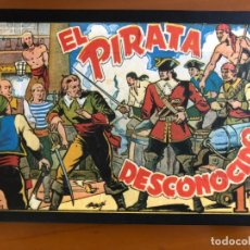 Tebeos: EL PIRATA DESCONOCIDO ORIGINAL BUEN ESTADO. Lote 178811631