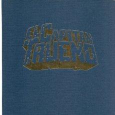 Tebeos: EL CAPITÁN TRUENO. EDICIÓN HISTÓRICA. 12 TOMOS. ¡¡COMPLETA!!. EDICIONES B, 1987 (RF.MA) B/40. Lote 180005683