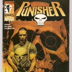 Tebeos: PUNISHER. 12 NROS. ¡¡COLECCIÓN COMPLETA!!. KNIGHTS FORUM. (RF.MA) C/3. Lote 180115853