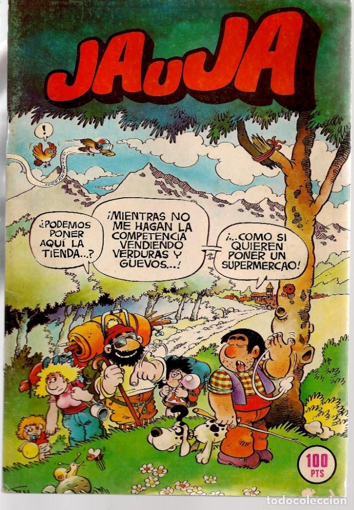 Tebeos: JAUJA. 12 NROS. ¡¡COLECCIÓN COMPLETA!!. EDICIONES DRUIDA. (RF.MA)C/3 - Foto 2 - 180177063