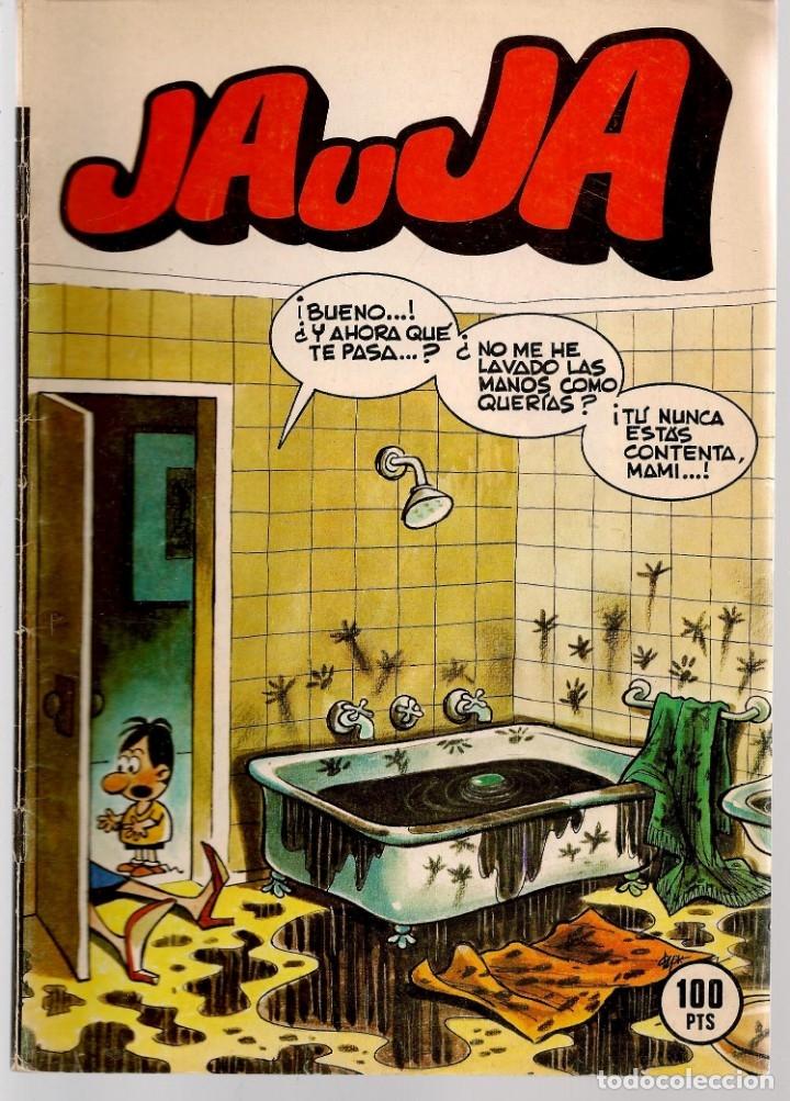 Tebeos: JAUJA. 12 NROS. ¡¡COLECCIÓN COMPLETA!!. EDICIONES DRUIDA. (RF.MA)C/3 - Foto 3 - 180177063