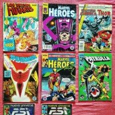 Tebeos: LOTE 8 COMICS MARVEL COMICS FORUM. AÑOS 80. LA PATRULLA X.... Lote 180177136