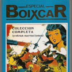Tebeos: EL HIJO DE DIABLO DE LOS MARES. ¡¡COLECCIÓN COMPLETA!!. TOMO RETAPADO. ESPECIAL BOIXCAR.(RF.MA)B/29. Lote 180183256