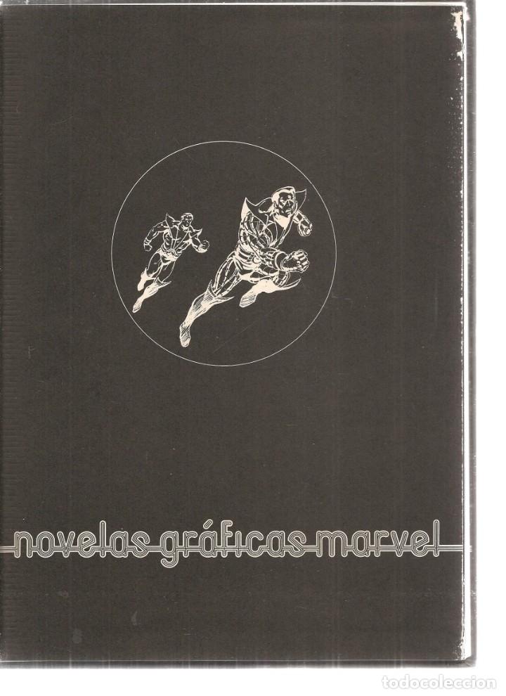 Tebeos: NOVELAS GRÁFICAS MARVEL. 8 NÚMEROS. ¡¡COLECCIÓN COMPLETA!!. FORUM. (RF.MA)B/21 - Foto 9 - 180234981