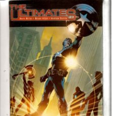 Tebeos: THE ULTIMATES. VOL. 1 Y VOL. 2. ¡¡COLECCIÓN COMPLETA!!. TOTAL 7 NROS. EN 1 TOMO. FORUM.(RF.MA)B/21. Lote 180269022