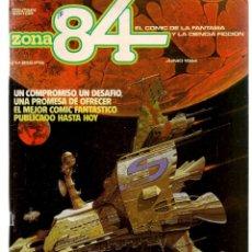 Tebeos: ZONA 84. 96 NROS. ¡¡COLECCIÓN COMPLETA!!. TOUTAIN EDITOR. (RF.MA)PL/18. Lote 180270911