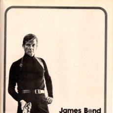Tebeos: JAMES BOND. 3 TOMOS. ¡¡COLECCIÓN COMPLETA !!. BURULAN. (RF.MA) B/21. Lote 180272642