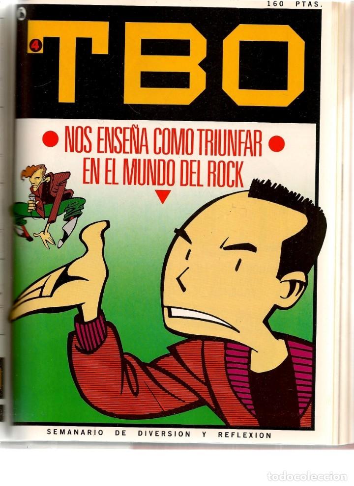 Tebeos: TBO. BRUGUERA. 7 NROS. ¡¡COLECCIÓN COMPLETA!!. ENCUADERNDOS EN UN TOMO. (RF.MA) B/21 - Foto 4 - 180274070