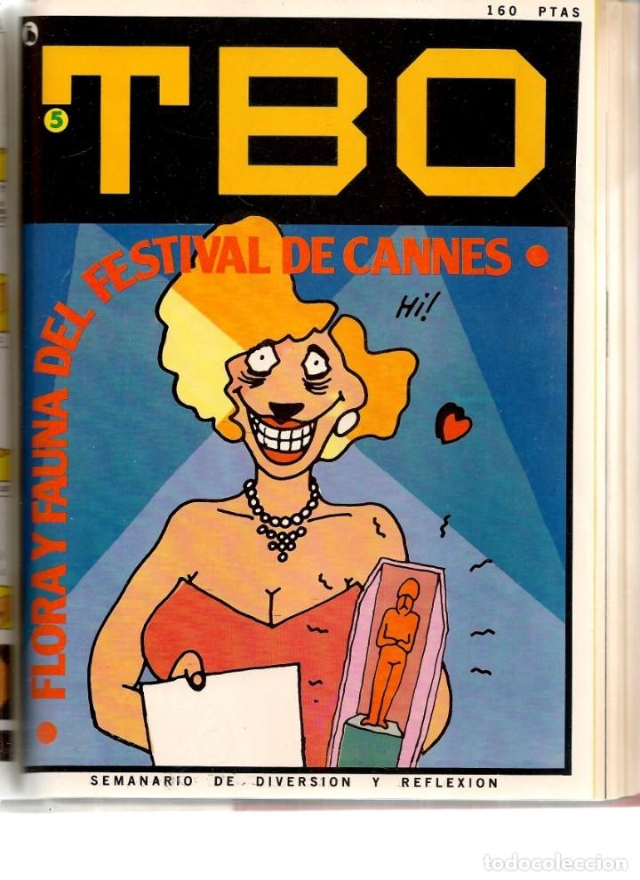 Tebeos: TBO. BRUGUERA. 7 NROS. ¡¡COLECCIÓN COMPLETA!!. ENCUADERNDOS EN UN TOMO. (RF.MA) B/21 - Foto 5 - 180274070