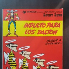 Tebeos: LUCKY LUKE INDULTO PARA LOS DALTON 1985. Lote 181114218