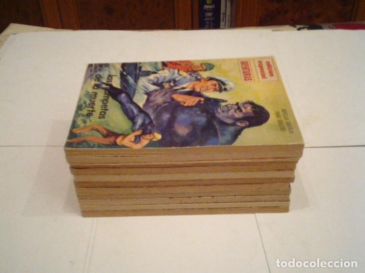 Tebeos: EDICION ESPECIAL AVENTURAS - NOVELAS GRAFICAS - ED PRESIDENTE- COLECCION COMPLETA - CJ 113 -GORBAUD - Foto 3 - 181212540