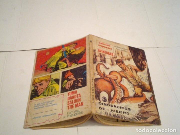 Tebeos: EDICION ESPECIAL AVENTURAS - NOVELAS GRAFICAS - ED PRESIDENTE- COLECCION COMPLETA - CJ 113 -GORBAUD - Foto 10 - 181212540