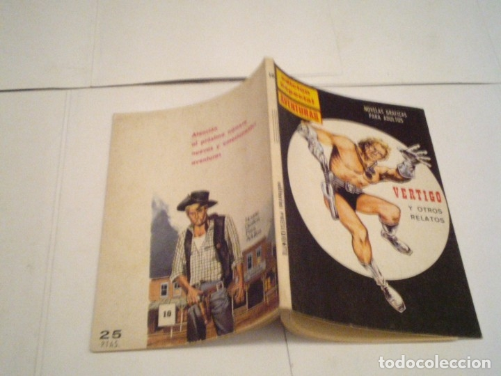Tebeos: EDICION ESPECIAL AVENTURAS - NOVELAS GRAFICAS - ED PRESIDENTE- COLECCION COMPLETA - CJ 113 -GORBAUD - Foto 14 - 181212540